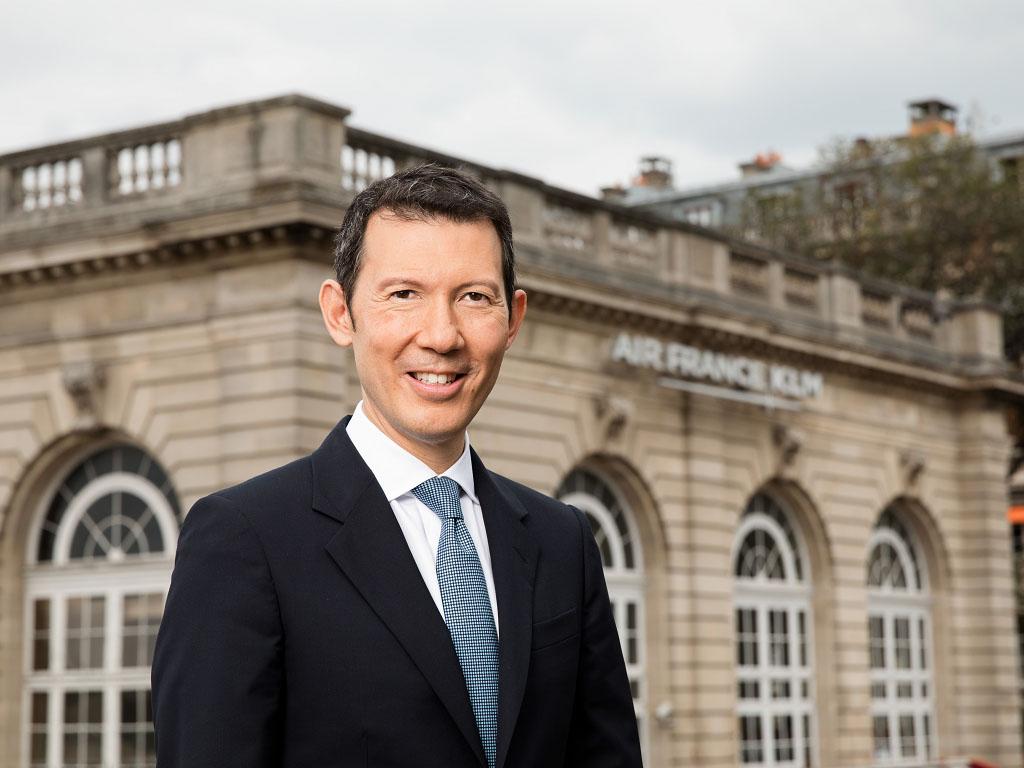 En 2020, Ben Smith a touché 744.511 euros de rémunération fixe au titre de 2020 et 768 456 euros de rémunération variable au titre de 2019. A son arrivée à la tête d'Air France-KLM, il avait investi personnellement 900 000 euros pour acheter 100 000 actions d'Air France-KLM. - DR Air France