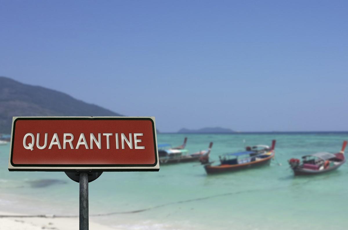 Augmentation de la durée de quarantaine en Thaïlande - ©Adobe Stock