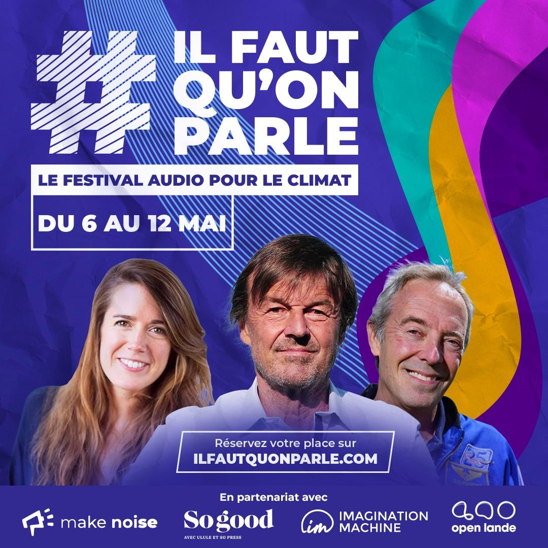 #IlFautQuonParle se tiendra du 6 au 12 mai 2021 - DR