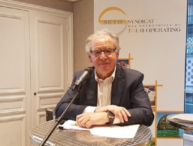 René-Marc Chikli (SETO)