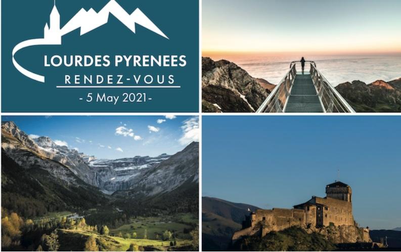 L'Office de Tourisme de Lourdes, Atout France, le CRTLO et ses partenaires ont décidé d'organiser une journée de tables rondes et de webinaires. - DR