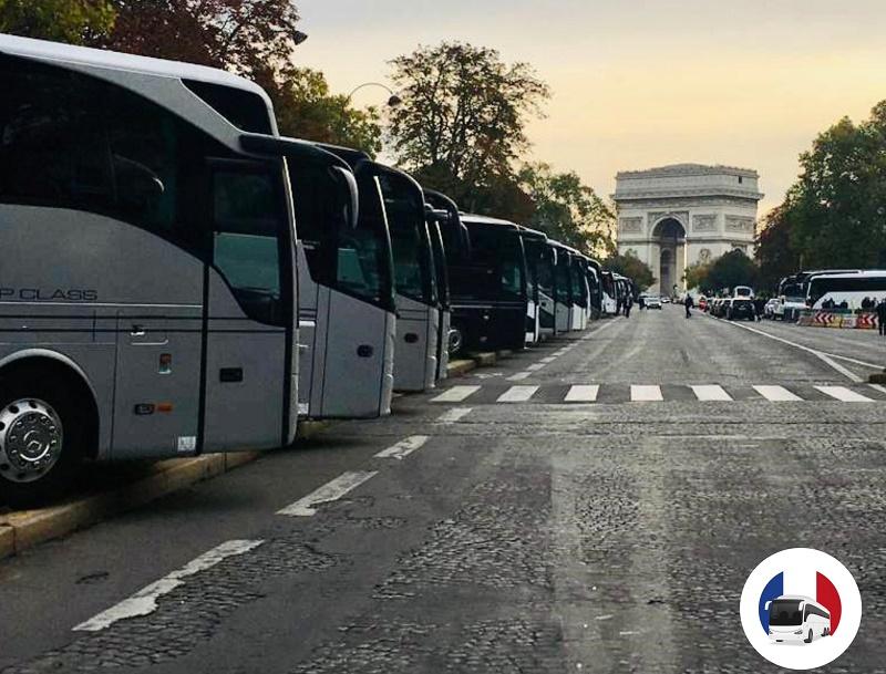 Paris : les autocaristes appellent à la mobilisation générale le 10 mai 2021