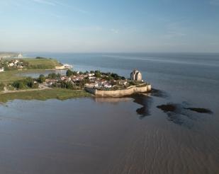 Nouvelle-Aquitaine : vidéo guide pour découvrir le patrimoine de Talmont-sur-Gironde