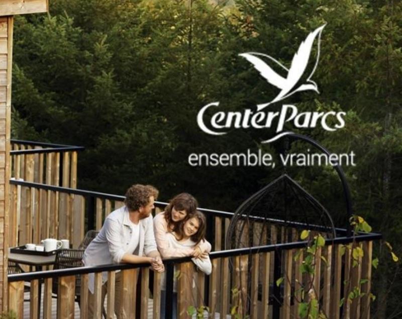 Les domaines Center Parcs se préparent à rouvrir leurs portes en mai 2021 - DR : Center Parcs