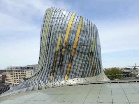 Suite aux dernières annonces, la Cité du Vin à Bordeaux ouvrira ses portes le 19 mai -Crédit photo :  Cité du Vin / XTU Architects