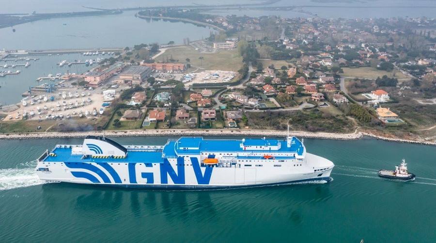 A partir du mois de juillet, GNV desservira les Baléares à savoir Palma de Majorque et Ibiza - DR