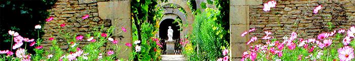 © Racines Voyages / Jardin du Château de Canon