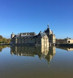 Château de Chantilly - DR