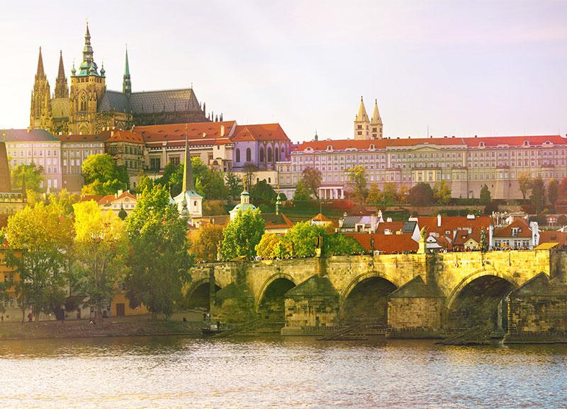 Château de Prague © Michal Vitásek/CzechTourism