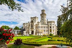 Château Hluboká © Shutterstock