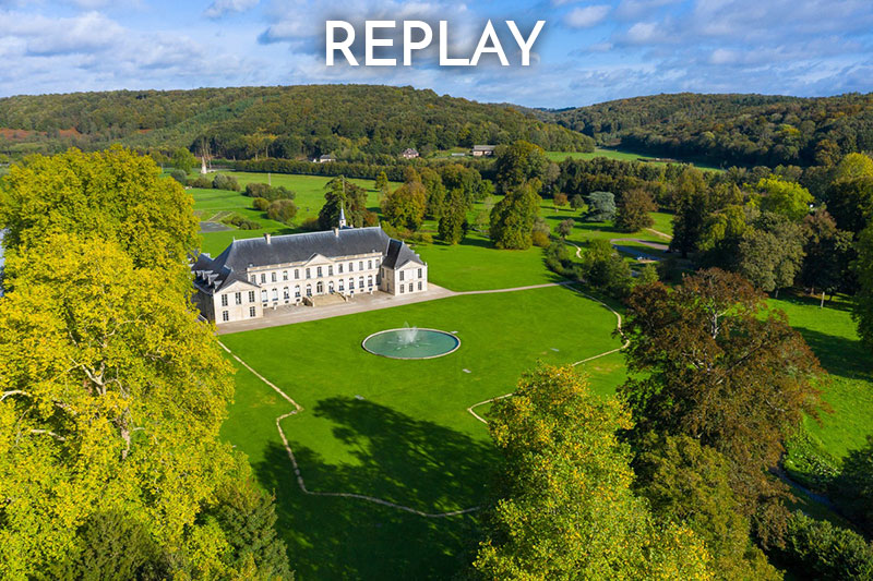 L'Abbaye du Valasse © J. Houyvet - CRT Normandie