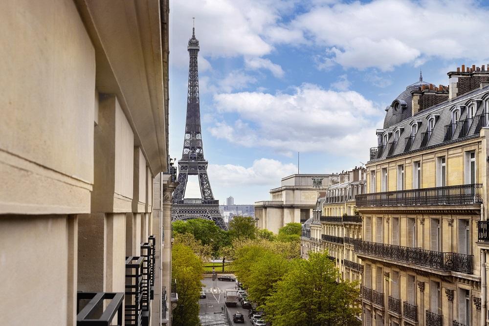 Canopy, la dernière marque des enseignes Hilton, débarque en France - Canopy by Hilton Paris Trocadéro