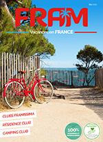 Catalogue FRAM Voyages en France - © Adobe stock / FRAM