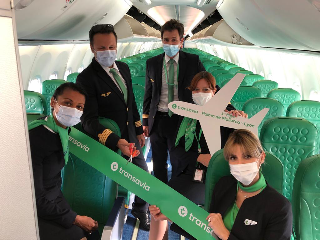 Transavia : décollage avec les nouvelles lignes corses vers Nantes, Montpellier et Brest