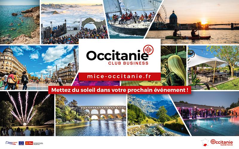 Le Club Business Occitanie © CRTL Occitanie