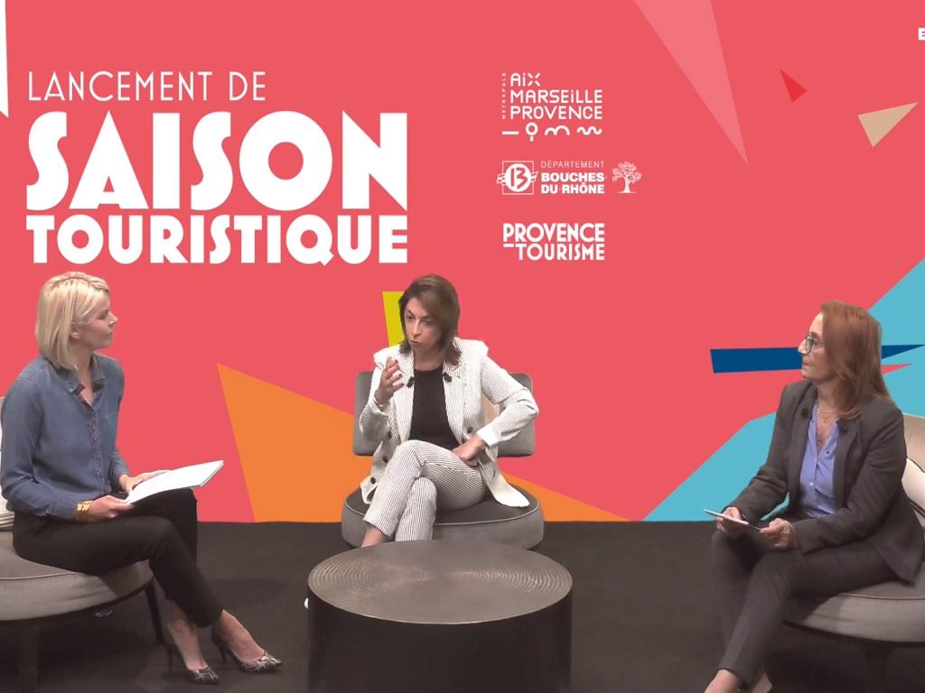 Les Bouches-du-Rhône, la Métropole Aix-Marseille-Provence et Provence Tourisme mobilisent l'ensemble de leurs moyens pour redynamiser le secteur du tourisme, aux côtés des OT et agences réceptives partenaires - DR