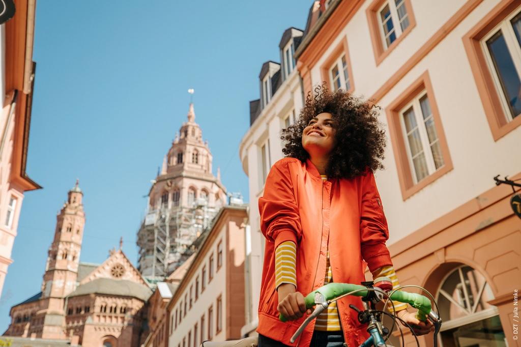 Ville de Mainz en Allemagne - DR