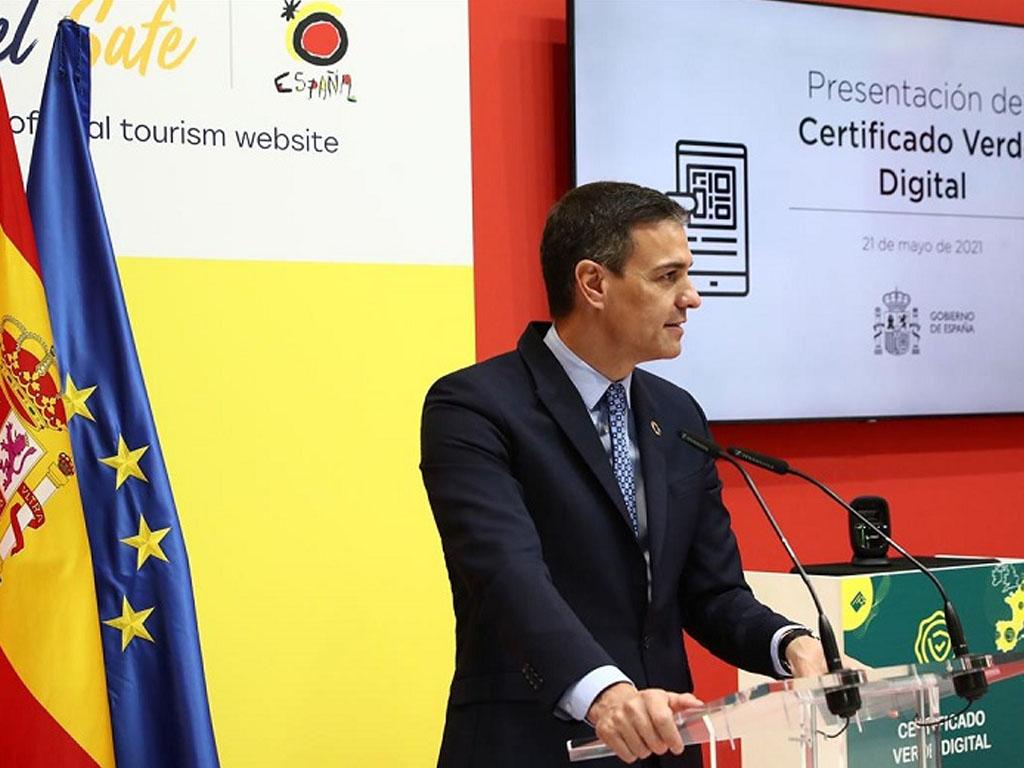 A partir du 7 juin 2021, tous les voyageurs pourront entrer en Espagne, à condition qu'ils soient vaccinés contre le Covid-19 a annoncé le chef du Gouvernement espagnol - DR