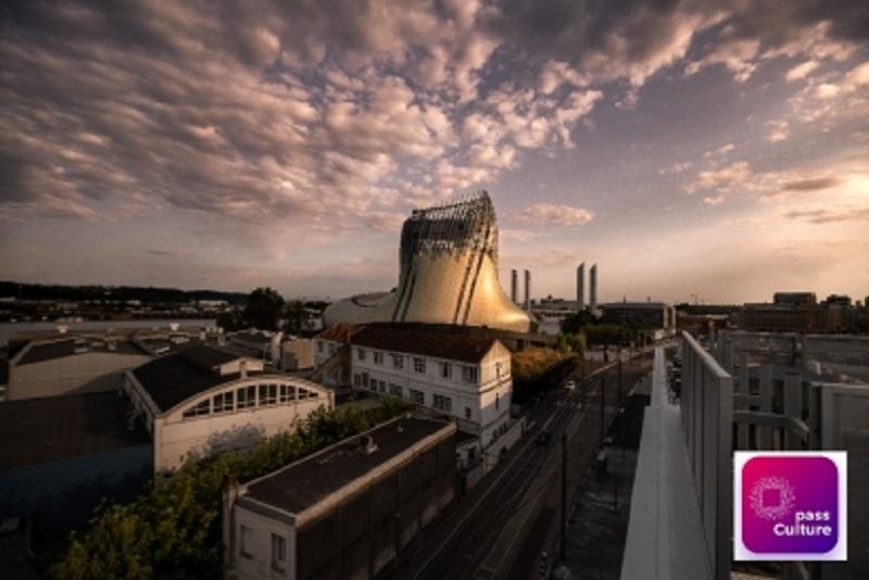 La Cité du Vin a rouvert ses portes à tous les visiteurs le 19 mai 2021, dans le respect des mesures de sécurité sanitaire - DR : Mamie Boude / Cité du Vin / XTU architects