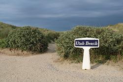 Utah Beach © Severine Freres