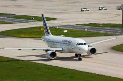 La Compagnie va lancer une ligne vers Helsinski en Finlande - Airbus A319 d'Air France - DR