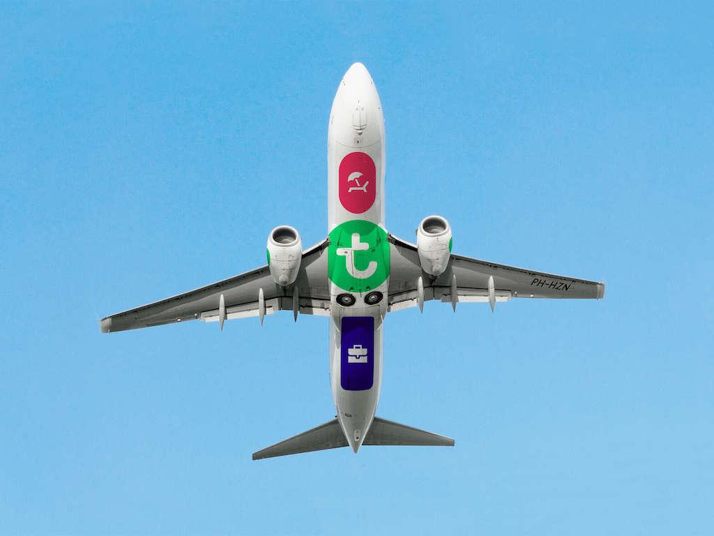 Vers la Grèce, Transavia a augmenté de 40% son offre par rapport à 2019... ©Transavia