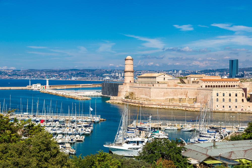 Marseille mise sur les professionnels du tourisme /crédit DepositPhoto