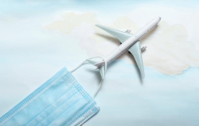 Selon Eurocontrol plus de 1,2 million de vols ont été perdus rien qu'en France depuis mars 2020 - Mikhail Berkut / Shutterstock