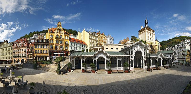 Karlovy Vary © Ladislav Renner - CzechTourism