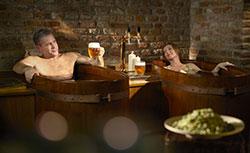 Bains de bière © David Marvan - CzechTourism