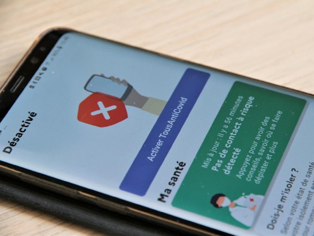 Cédric O a présenté TousAntiCovid Carnet comme le pass sanitaire des prochaines vacances - Crédit photo : RP
