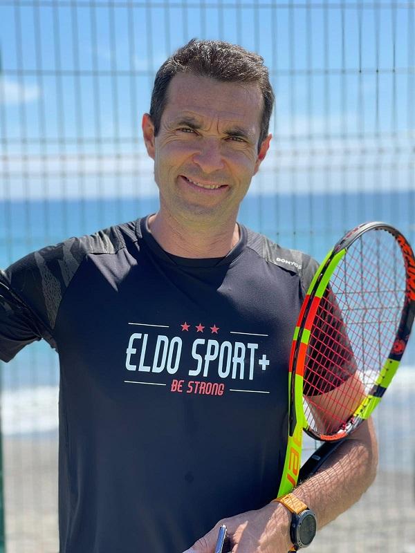 Fred Decamps officie en tant que consultant pour Club Eldorador - DR : Boomerang