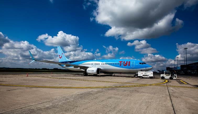 Depuis mars 2020, aucun vol vers le Maroc n'a pu décoller de Lille ; ce sera bientôt à nouveau possible : TUI fly lancera 7 vols dès le 16 juin 2021 - crédits : Aéroport de Lille / B. JUIF