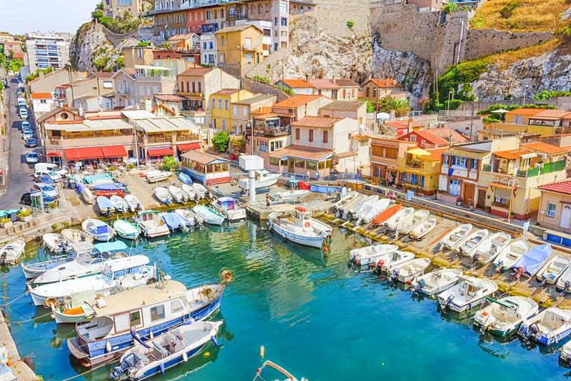 """L'OT de Marseille propose aux agences de voyages qui souhaitent vendre la Provence, 5 circuits """"de base"""" qui peuvent être écourtés, transformés pour correspondre à chaque budget client - DR : DepositPhotos.com, gianliguori"""