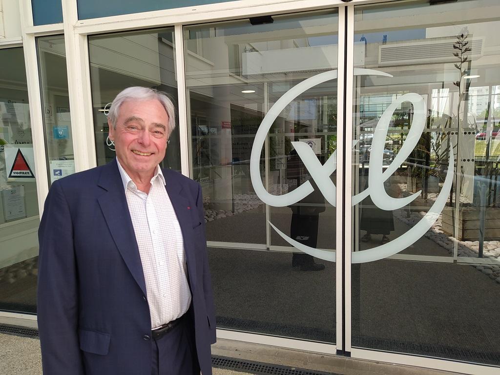 Jean-Pierre Helfer, directeur de la Recherche au sein de Ecelia Group. - DR : TourMaG.com