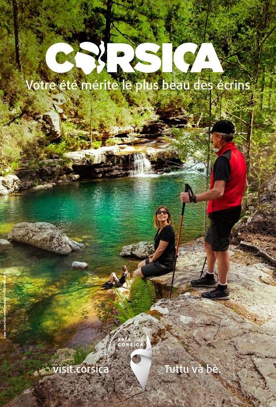 La Corse joue la carte de la singularité dans sa campagne de com' estivale