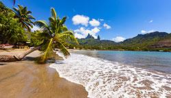 L'île de Ua Pou © Croisières Aranui