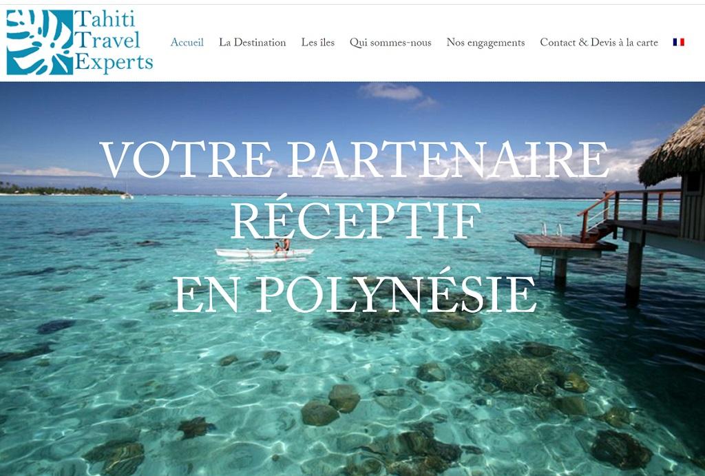 Tahiti Travel Experts est une marque dédiée aux agences de voyages - DR