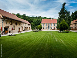 Domaine de La Pommeraye © EVR