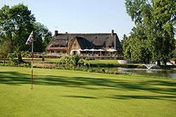 Golf Vaudreuil Club House © Peter Watson