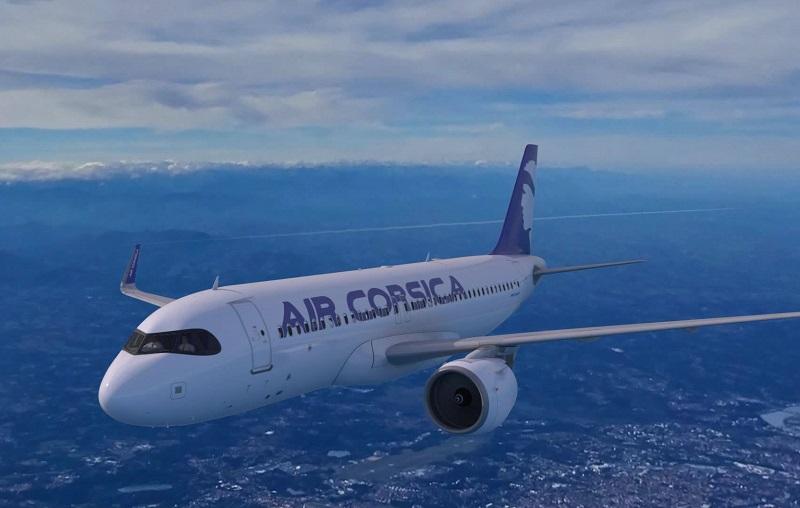 Le réseau métropolitain rouvre entièrement pour l'été 2021, notamment les lignes à destination de Clermont-Ferrand, Dôle, Lyon, Toulon et Toulouse - DR : Air Corsica