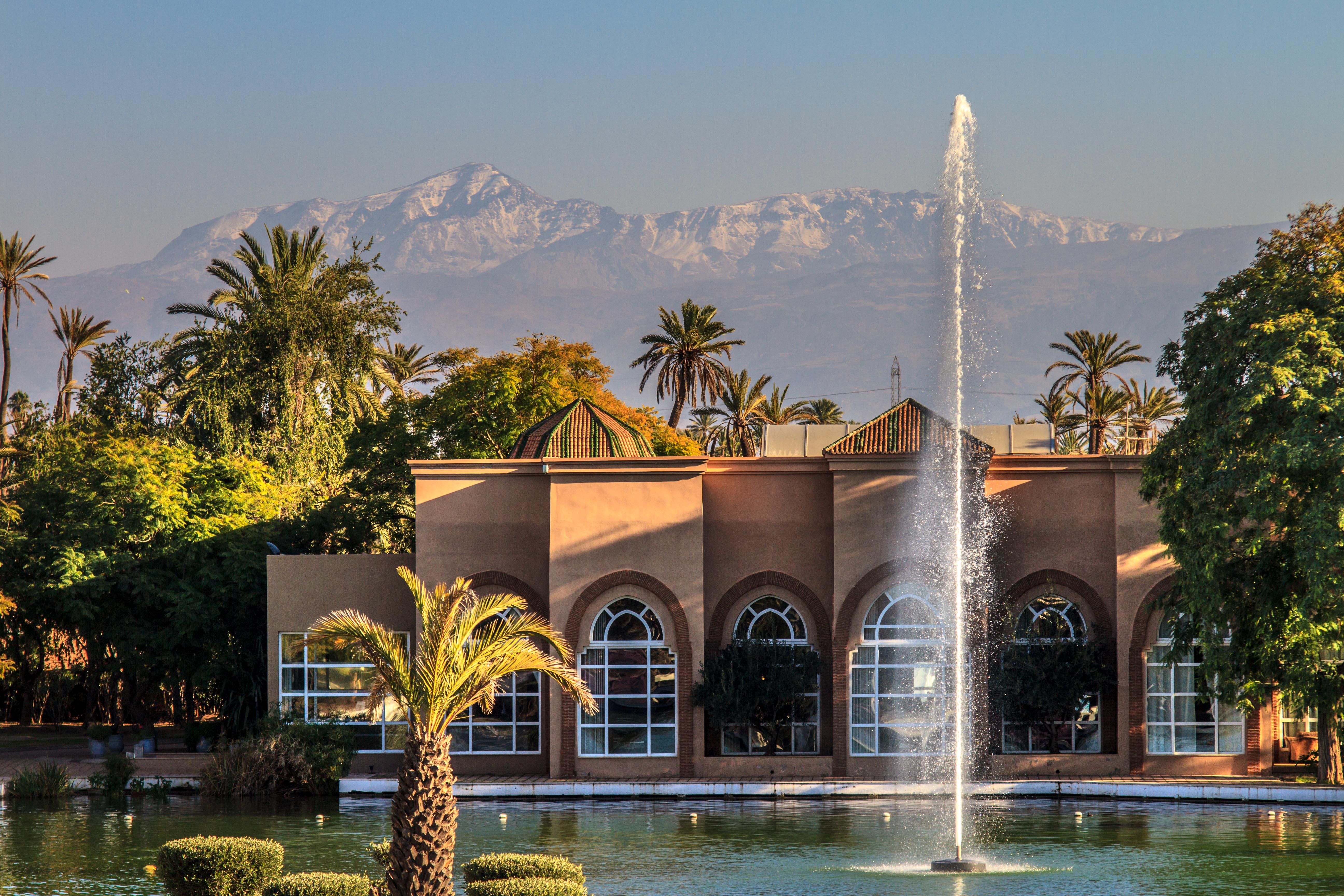 Ôclub zen Barcelo Palmeraie à Marrakech 5* /crédit dr