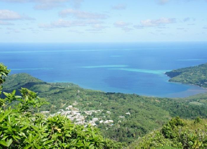 A Mayotte les contaminations sont au plus bas, les vaccinés peuvent y venir sans contrainte - Crédit photo : CE