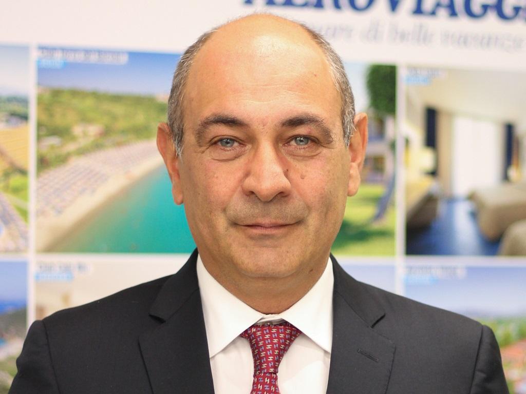 """Marco Mangia : """"La saison 2021 se présente bien et nous pensons qu'elle sera comparable à celle de 2019 !"""" - DR : Aeroviaggi"""