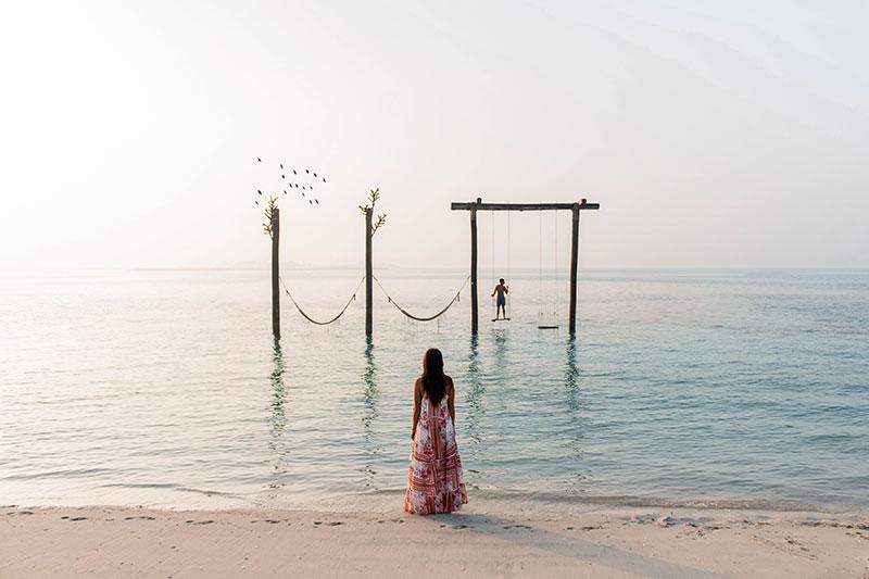 Île de Zaya Nurai © Abu Dhabi Department of Culture & Tourism
