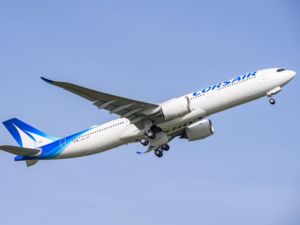 La ligne Lyon - Marseille - La Réunion - Mayotte sera opérée en A330 neo - Photo Airbus 2021 - photo by P. Pigeyre
