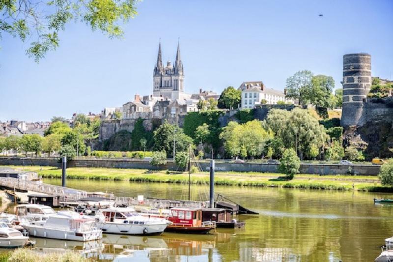 """Pour découvrir la ville, Angers déploie l'offre """"1001 nuits"""" : une nuit est offerte pour tout séjour de 2 nuits minimum - DR : Destination Angers"""