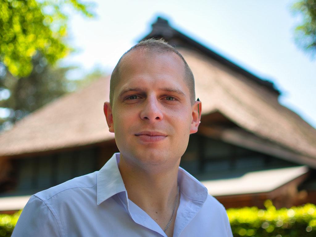 """Charles Novac, directeur et associé de """"Au fil du Japon"""" : """"Nous sommes confiants pour une reprise des voyages pour le printemps 2022"""" - Photo Au fil du Japon CN"""