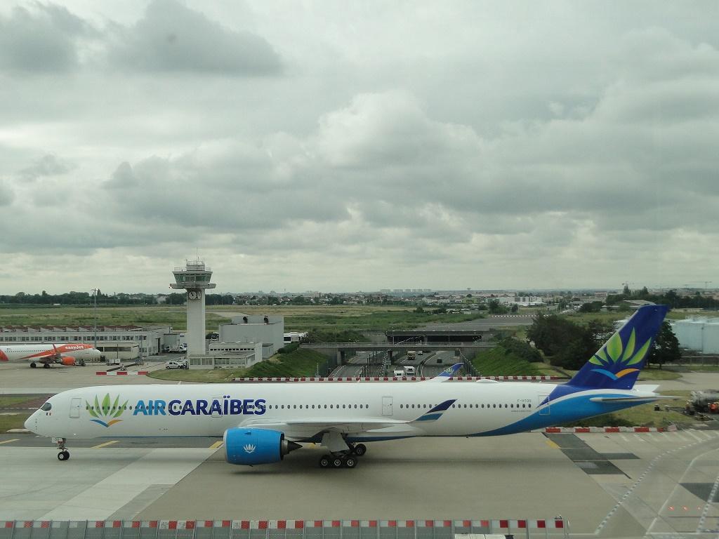 Le deuxième Airbus A350-1000 reçu par Air Caraïbes - DR