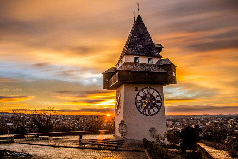 La Tour de l'Horloge © Graz Tourismus - Markus Spenger